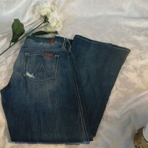 7 For All Mankind Jeans sz 26